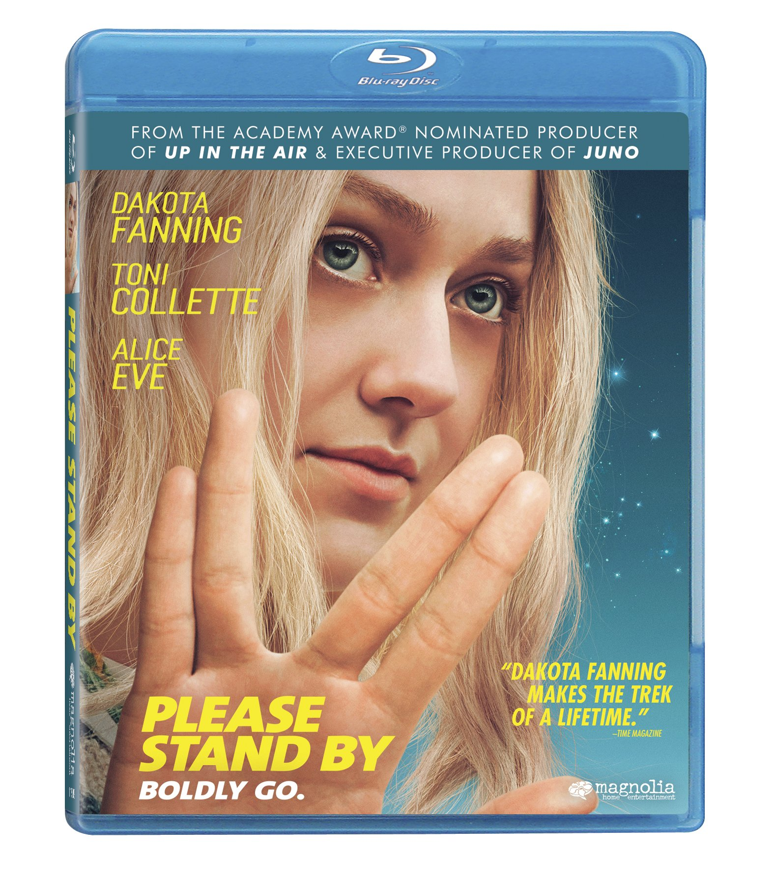Blu-ray : Please Stand By (Blu-ray)