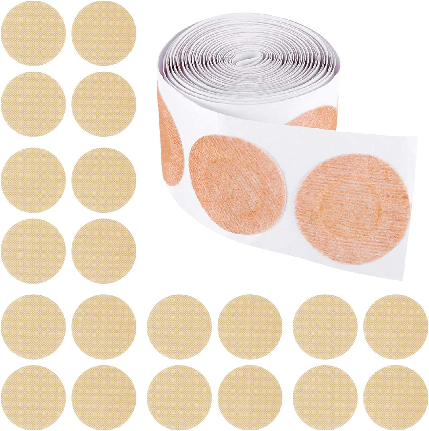120 Pieces Nipple Tape for Men Kit, Nipple Guard Men Nipplecovers Nipple Tape for Men Pasties Disposable Pasty Set Nipple Chafing Solution