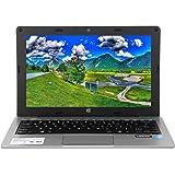 Micromax Canvas Lapbook L1160 11.6-inch Laptop (Intel Quad Core/2GB/32GB/Windows 10/Integrated Graphics), Silver