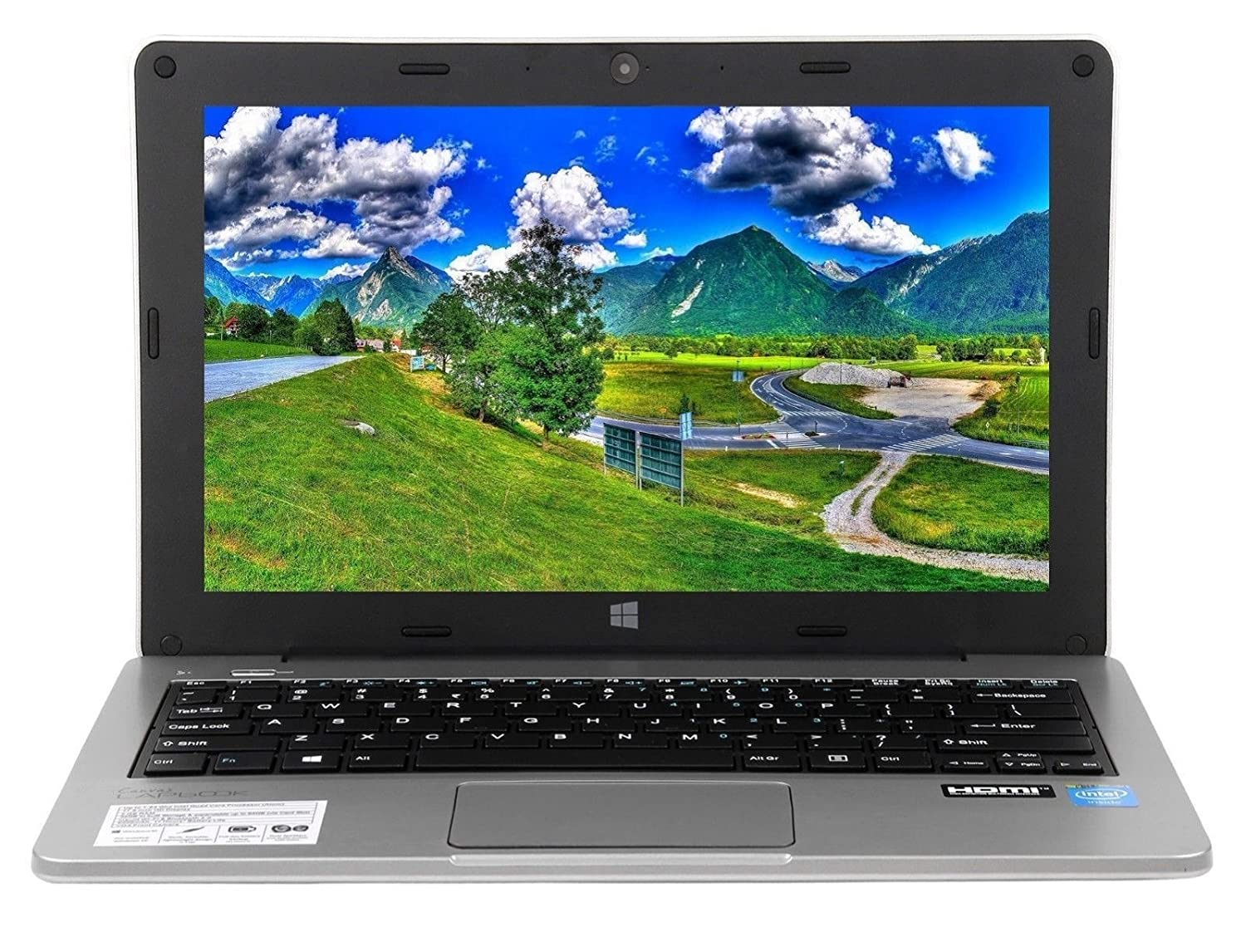 Micromax Canvas Lapbook L1160 Intel Quad Core 2 GB | 32 GB | 11.6 Inch | Windows 10