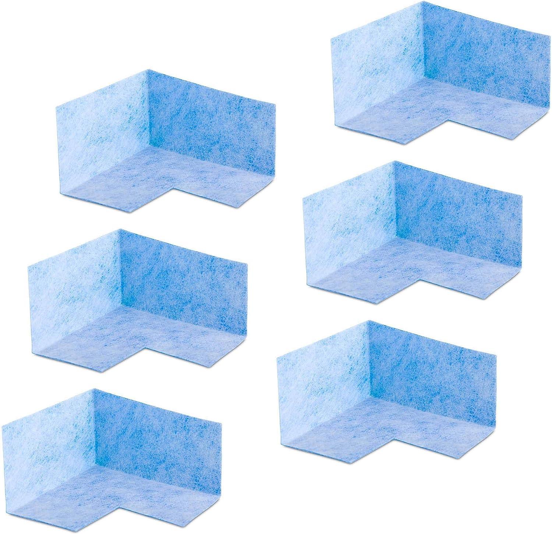 Esquinas interiores 6 unidades. Junta de esquina para interior de baldosas, para ducha, balcón, ducha o baño B04: Amazon.es: Bricolaje y herramientas