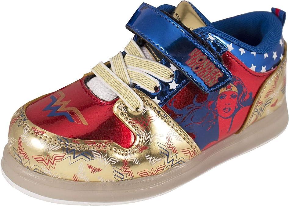 Wonder Woman Kids Athletic Shoes