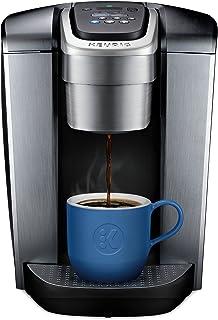 Keurig K-Elite Single Serve K-Cup Pod Coffee Maker, Brushed Gold
