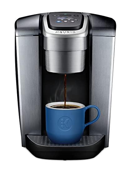 Amazoncom Keurig K Elite Single Serve K Cup Pod Coffee Maker With