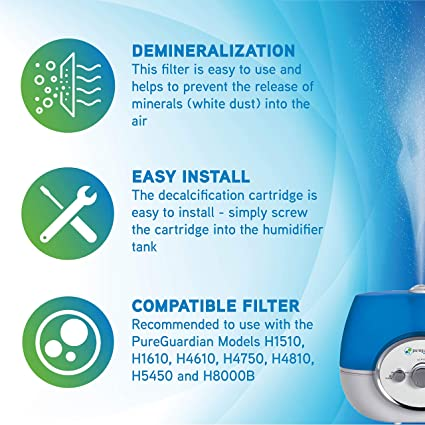 PureGuardian GGHS15 Aquastick Antimicrobial Humidifier Treatment Pure Guardia...