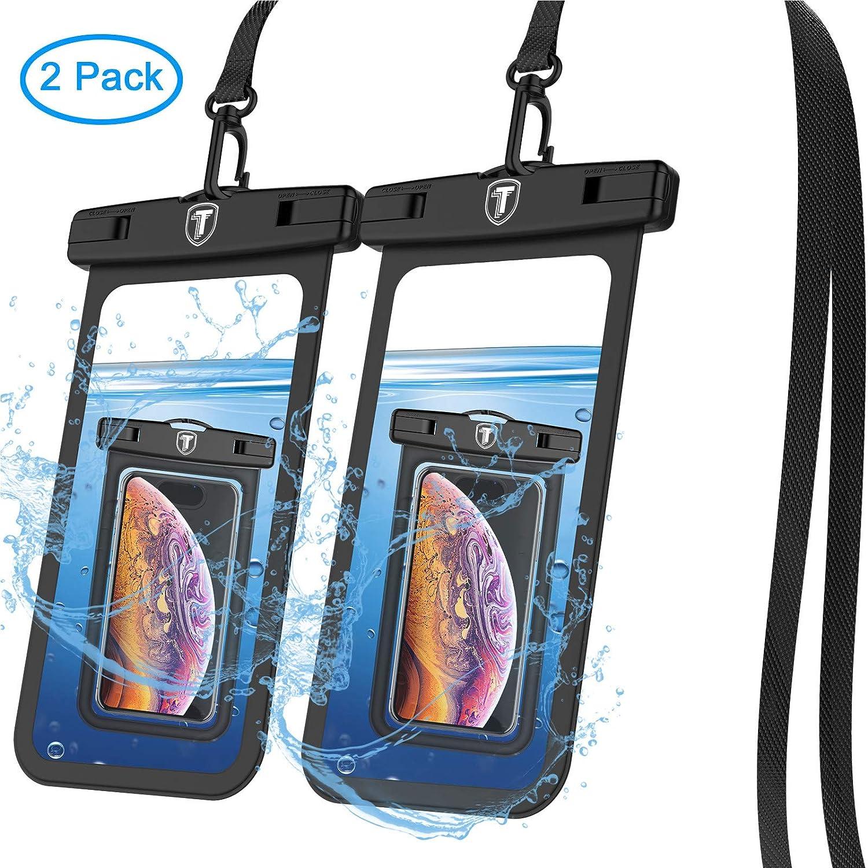 Amazon com: Tiflook Waterproof Phone Pouch,2019 Waterproof