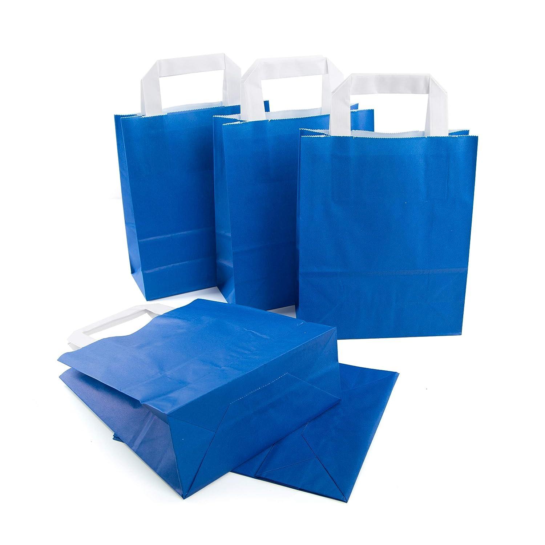 Kleine Royal Azul bolsas asa Bolsa de papel 18 x 8 x 22 de ...