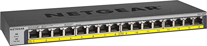 Top 10 Poe Home Phone Switch