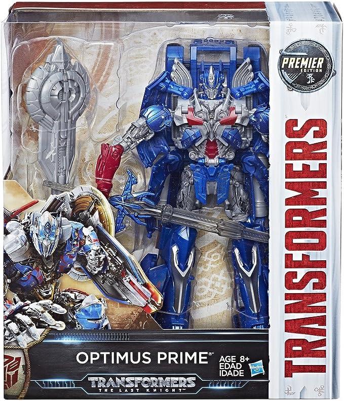 Transformers - Leader Optimus Prime (Hasbro C1339ES0): Amazon.es: Juguetes y juegos