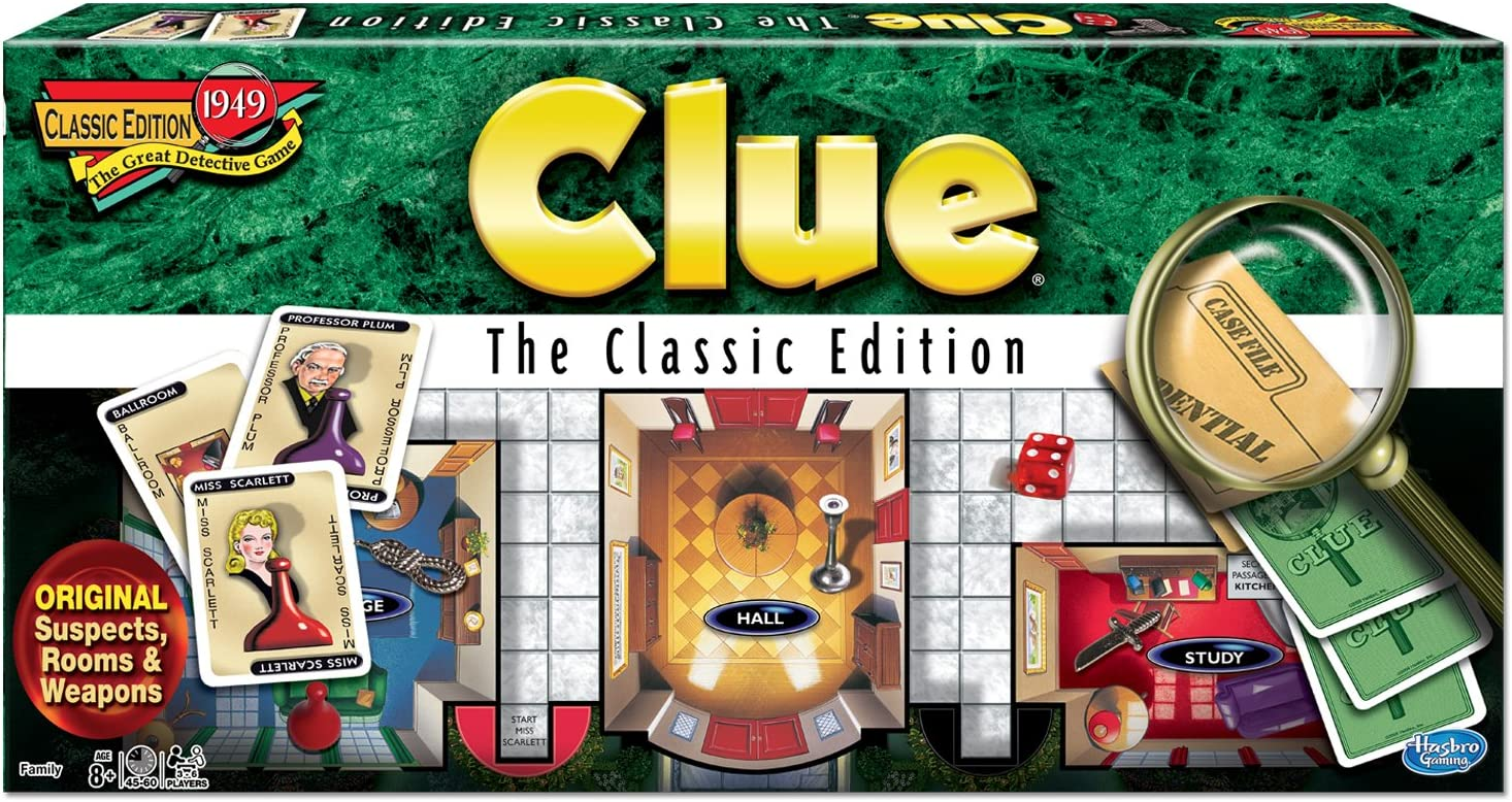 Pista: The Classic Edition: Game: Amazon.es: Juguetes y juegos