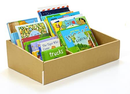 childrens kidkraft toddler wooden awesome brown bookshelf books shelf bookcase book