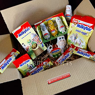 Milkybar chocolate medium easter box by moreton gifts easter milkybar chocolate medium easter box by moreton gifts easter present easter eggs negle Choice Image