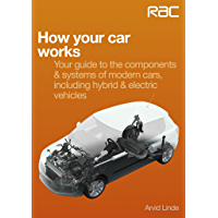 How your car works – Your guide to the components & systems of modern cars, including hybrid & electric vehicles