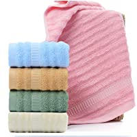 Mush Ultra Soft, Absorbent and Anti Microbial 600 GSM Sports Gym Face Towel Set of 2