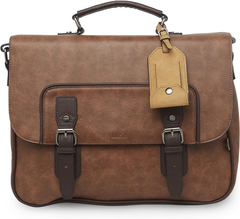 ALDO Men's Gludia Messenger Laptop Bag