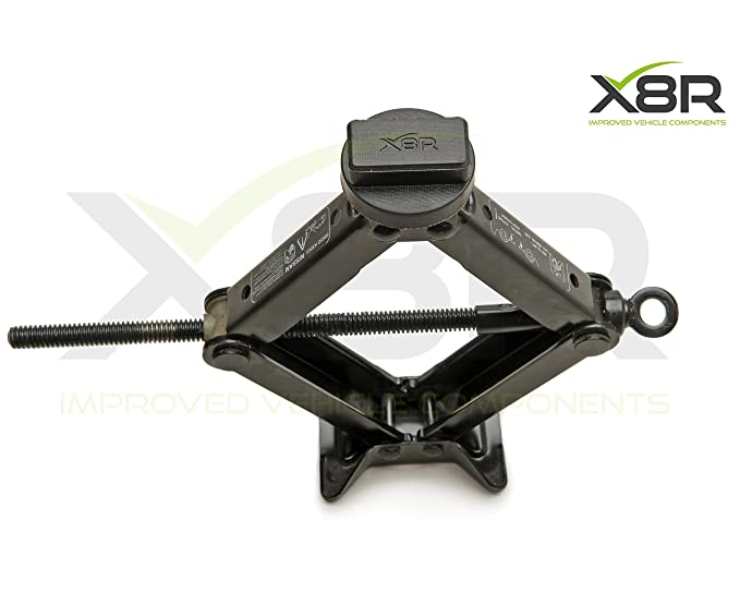 Part # X8R0093 X8R Rubber Jacking Point Jack Pad Adaptor Tool Compatible with BMW 7 Series F01 F02 F03 F04 G11 G12