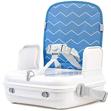 Blue Bebe Style Portable Baby Dining Booster Seat//Chair