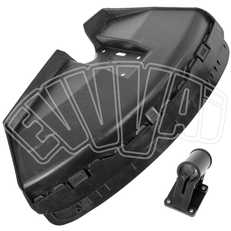 Protector universal para desbrozadora, de 26 mm de diámetro ...