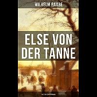 Else von der Tanne (Historischer Roman): Geschichte aus der Zeit des Dreißigjährigen Krieges (German Edition) book cover
