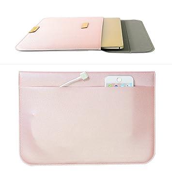 d3f1871a60 Macbook Pro / Air Case - MORECOO Sacoche pour Ordinateur Portable de 13  Pouces, Housse pour Ordinateur Portable ...