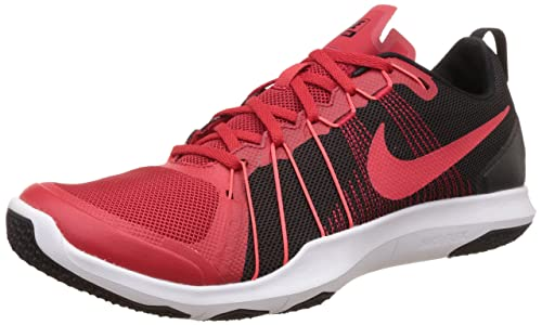c17167662ab9 Nike Men s Flex Train Aver Cross Trainer University Red Black Bright Crimson  9