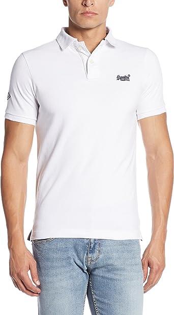 Superdry Classic Pique S/S Polo, Camisa de Pijama Para Hombre ...