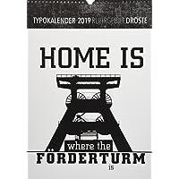 Typokalender Ruhrgebiet 2019