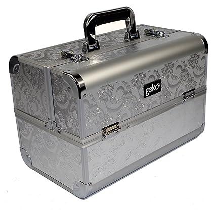 Geko 1-Piece Vanity Case Makeup Box adc2c0316612