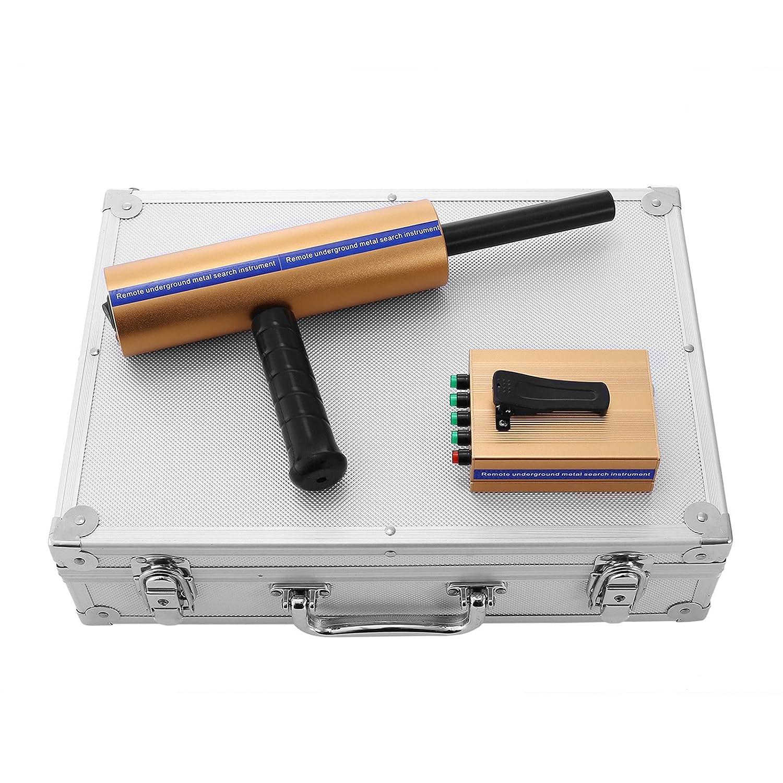 BuoQua AKS 3D, detector de metales, multifunción, subterráneo, detector de oro, profesional: Amazon.es: Jardín