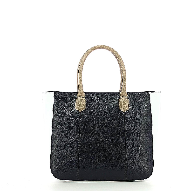 Borsa Donna EMPORIO ARMANI Y3D089 YH21A Eco pelle Tracolla piccola  Primavera Estate 2018 Blu bianco UNI  Amazon.co.uk  Shoes   Bags b45c00a590c6c
