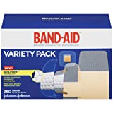 Amazon Price History for:Band-Aid Brand Comfort-FlexAdhesive Bandages Variety Pack, 280 Count