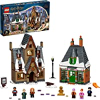 LEGO Harry Potter Hogsmeade Village Visit 76388 Building Kit with Honeydukes Store and The Three Broomsticks Pub; New…