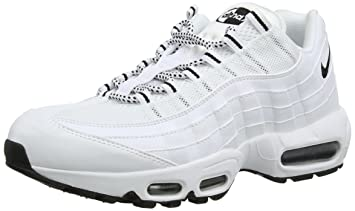 White Nike Air Max 95 307255 251 KK Grape Ice Straw Orange Blaze