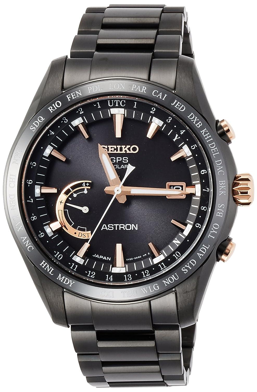[アストロン]ASTRON 腕時計 ASTRON GPSソーラー SBXB113 メンズ B01N9LBGMZ