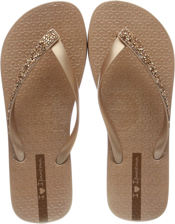 Ipanema Womens Glam Special Fem Flip Flops