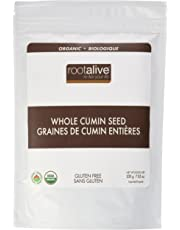 Rootalive Organic Cumin Seed Whole, 200-Gram