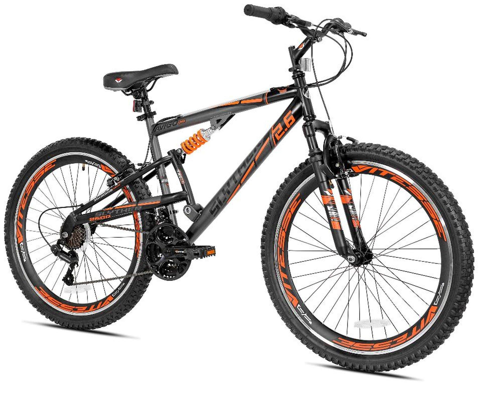 Mens 26 inch Avigo Slyther Bike