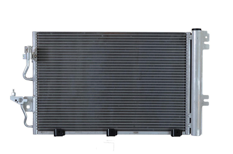 NRF 35555 Condenser, air conditioning NRF b.v.