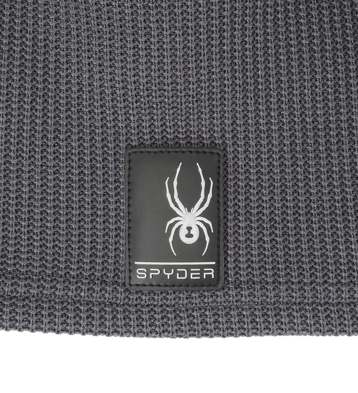 Spyder Mens Bandit Stryke Fleece Hat Polar//Polar Large//X-Large