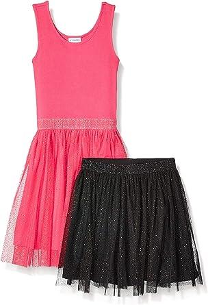 Marca Amazon - Spotted Zebra – Conjunto de vestido tutú y falda ...