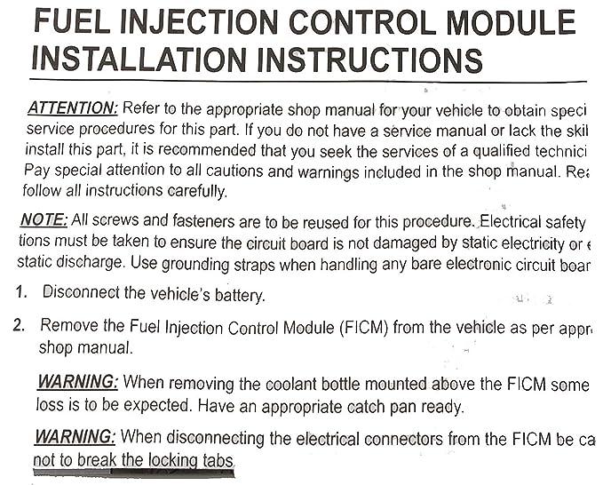 Amazon.com: Tablero de circuito de alimentación APDTY ...