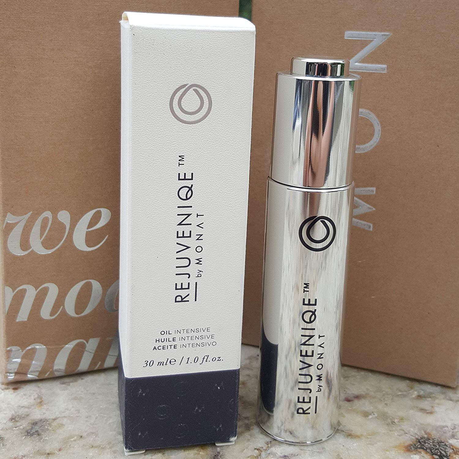 Amazon Com Rejuvenique By Monat Hair Oil Intensive For Skin And