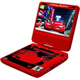 Disney Lexibook - DVDP6DC Cars Portable DVD Player