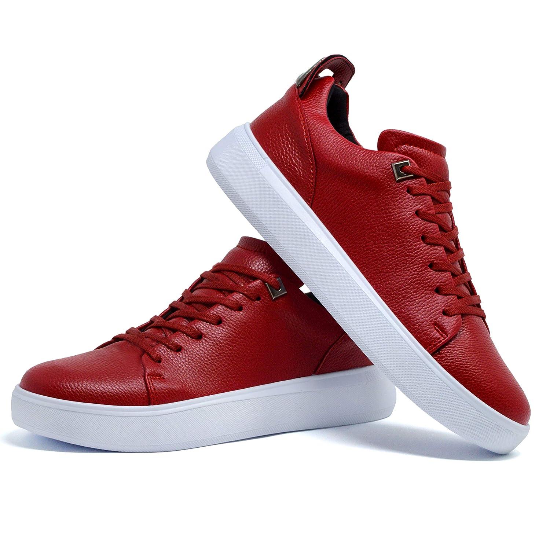 de piel Zapatos para hombre Robelli con cord/ón