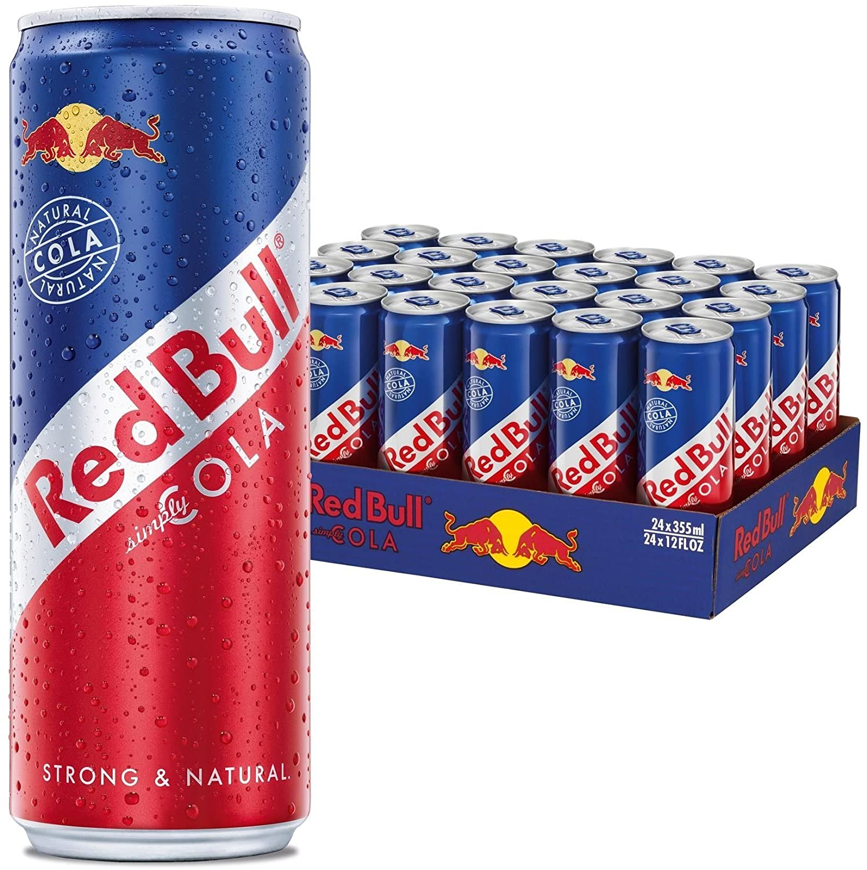 Red Bull Simply Cola, 24er Pack (24 x 355 ml): Amazon.de ...