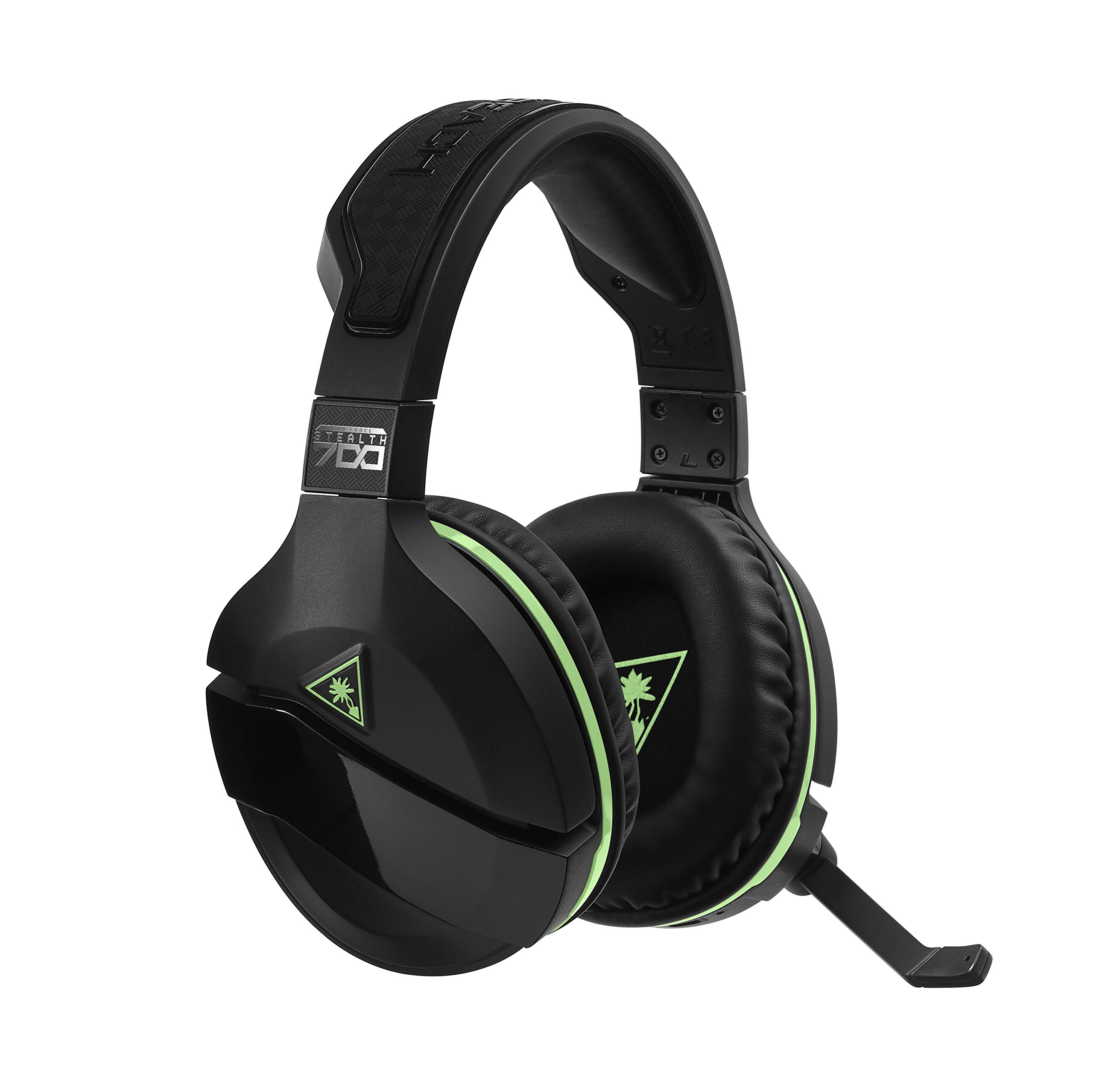 Turtle Beach Stealth 700 Premium Wireless Surround Sound Gaming Headset for Xbox One by Turtle Beach