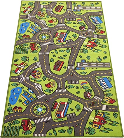 Extra Large Kids Play Mat Childrens Foam Carpet Rug Playmat Learning Toys Gift