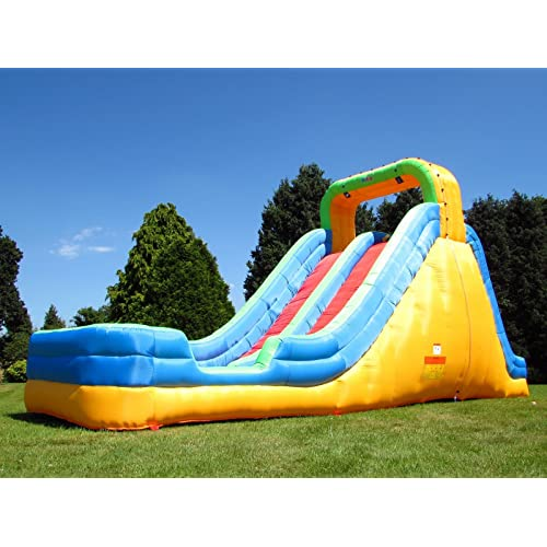 Inflatable Pool Slide Uk: Inflatable Slides: Amazon.co.uk