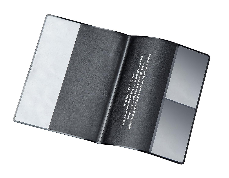 Reisen Rfid Reisepasshülle Ausweishülle Reise Organizer Hülle Ausweis Schutzhülle Cover Einfach Und Leicht Zu Handhaben