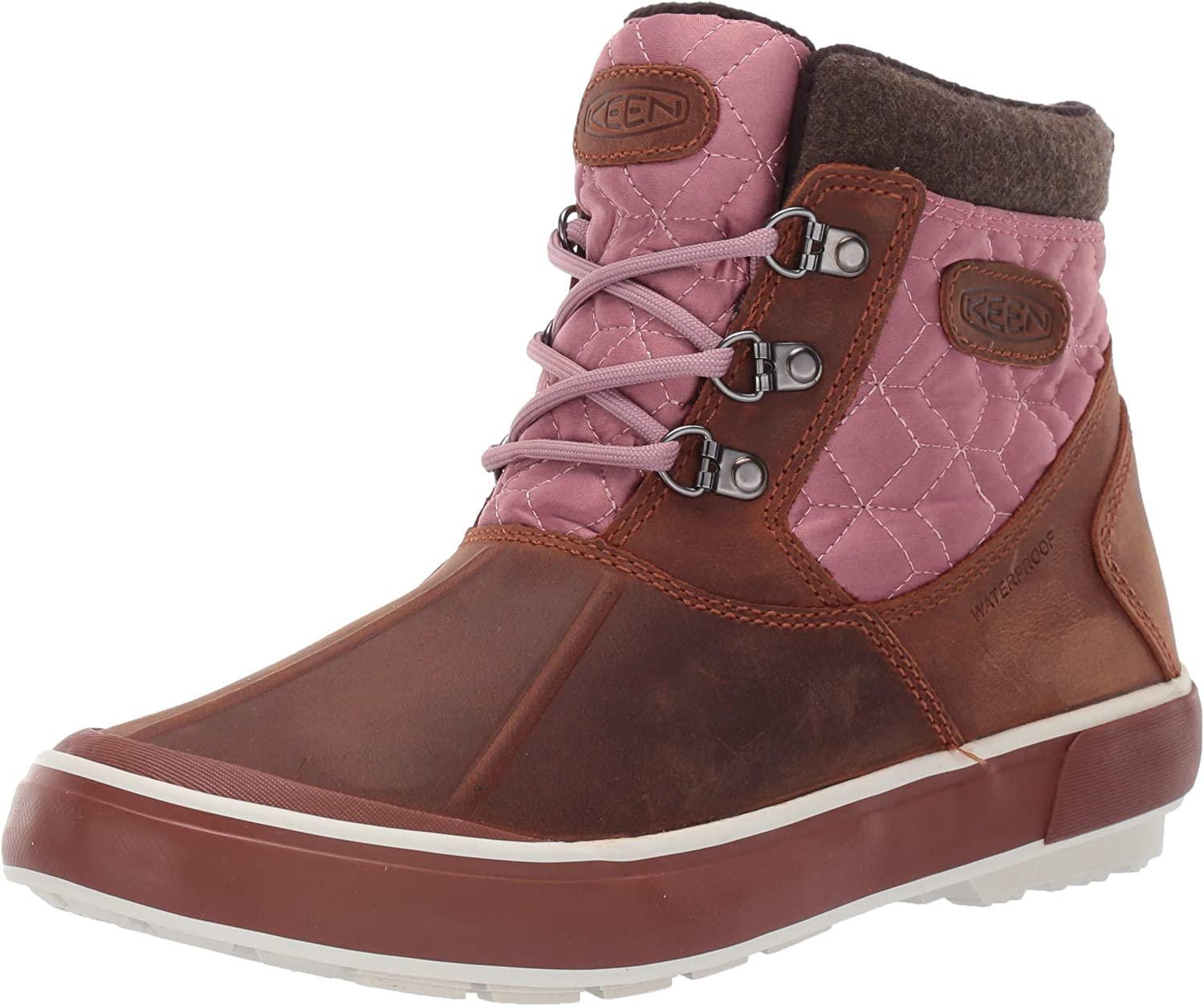 KEEN Women's Elsa II Ankle Quilted WP